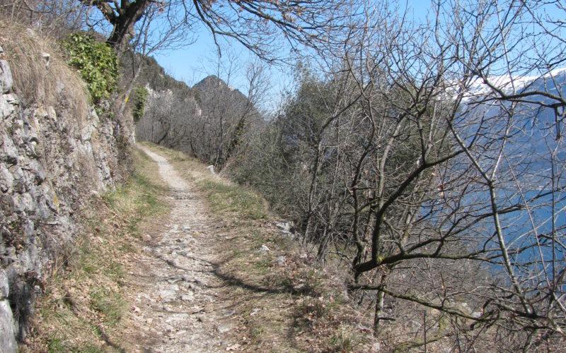 TAPPA 3 – 13 giugno – da Gargnano (BS) a Prabione Tignale (BS)
