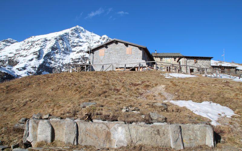 TAPPA 27 – 7 luglio – da Alpe Legnone (SO) a Rifugio Bar Bianco – Alpe Culino (SO)
