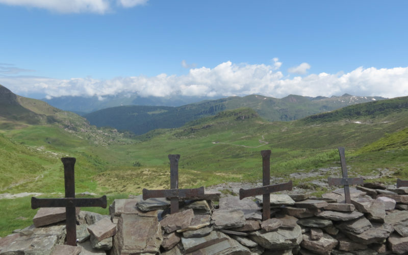 TAPPA 9 – 19 giugno – da Malga Vaia di Mezzo (BS) a Alpe Rosello (BS)