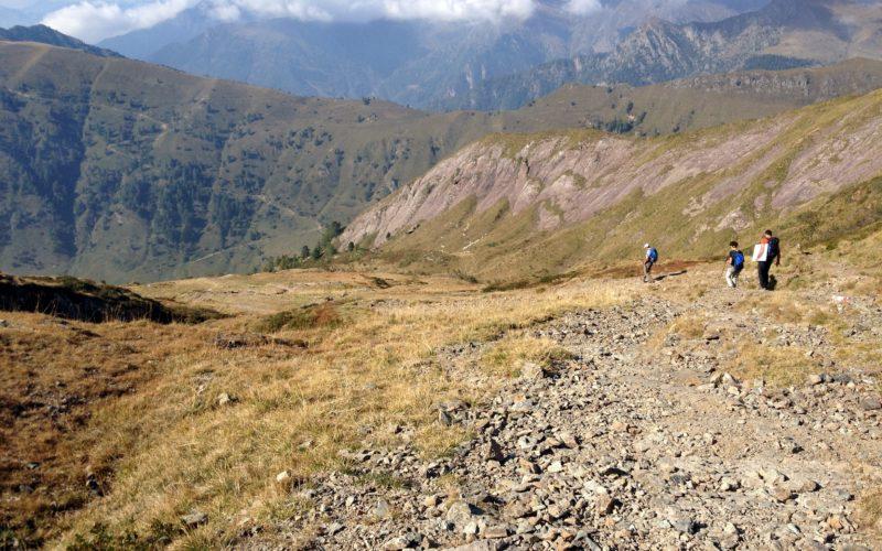 TAPPA 32 – 12 luglio – da Rifugio Grassi (BG) a Rifugio Cainallo (LC)