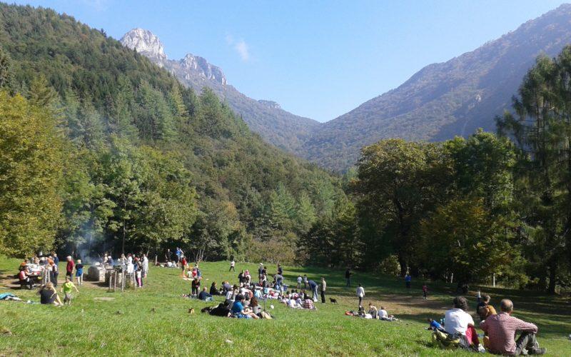 TAPPA 41 – 21 luglio – da Prim'Alpe (CO) a Rifugio Alpinisti Monzesi (LC)