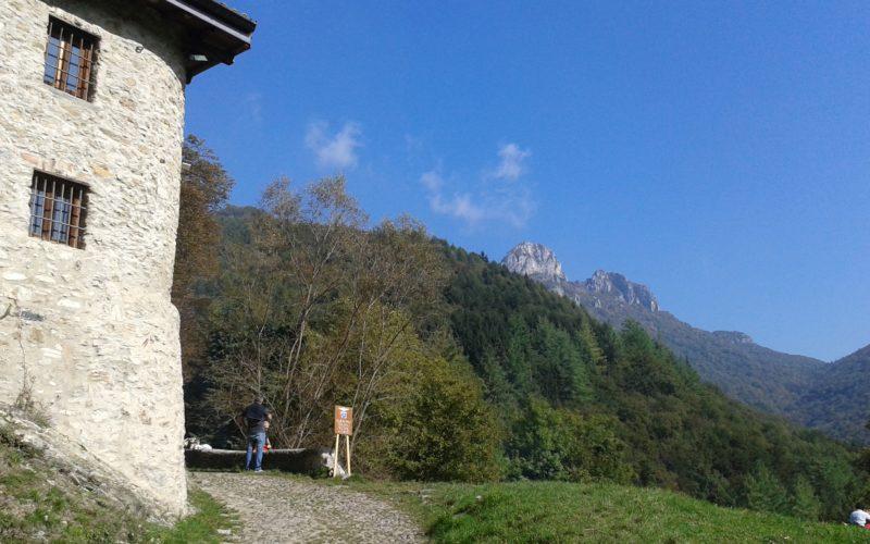 TAPPA 40 – 20 luglio – da Rifugio Riella (CO) a Prim'Alpe (CO)