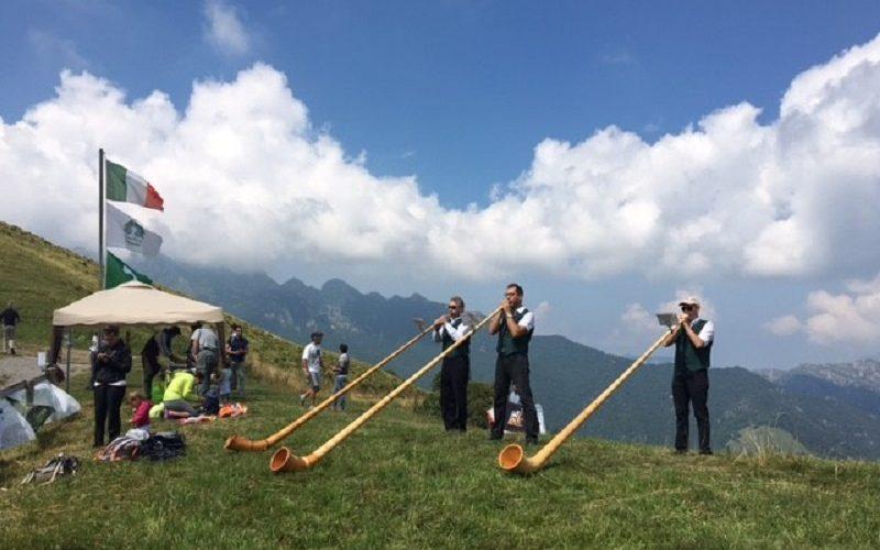 Il servizio di Rai3 regionale sulla giornata di chiusura di CamminaForeste Lombardia 2017